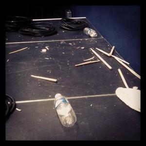 Le Chaos d'après concert