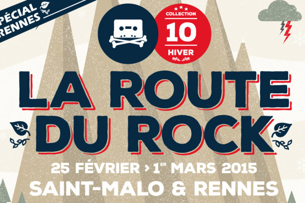 La Route du Rock Hiver à Rennes