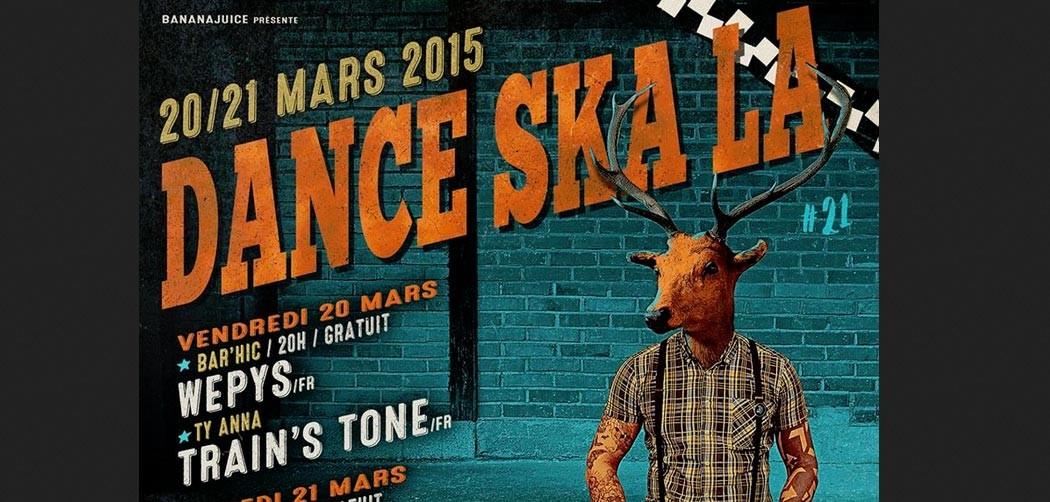 Dance Ska La - Rennes - Banana Juice