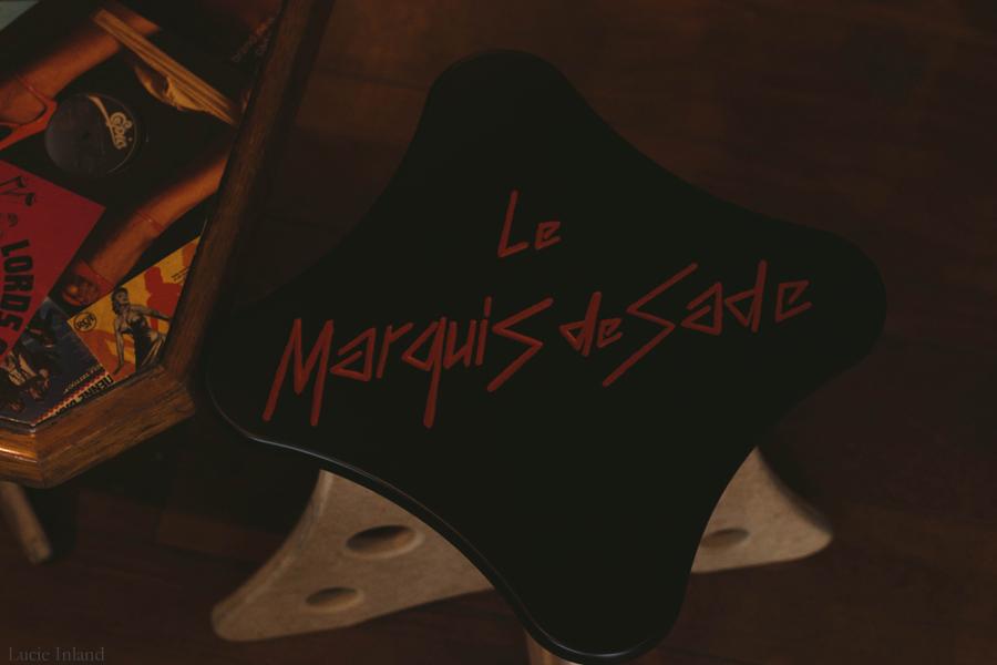 © Lucie Inland Marquis de Sade