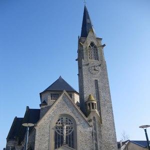 Glise sainte th r se rennes musique - Eglise sainte therese guilherand granges ...