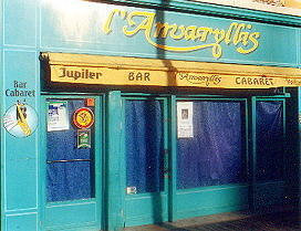 amaryllis bar rennes
